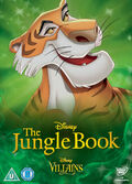 The Jungle Book DVD Villains