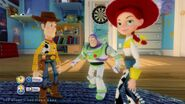 Toy Story 3 Game Woody Buzz Jessie
