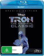 Tron 2011 AUS Blu Ray