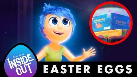 10 Easter Eggs Inside Out