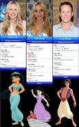 3 70s-born disney actors and their characters