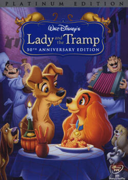 7. Lady and the Tramp (1955) (Platinum Edition 2-Disc DVD)