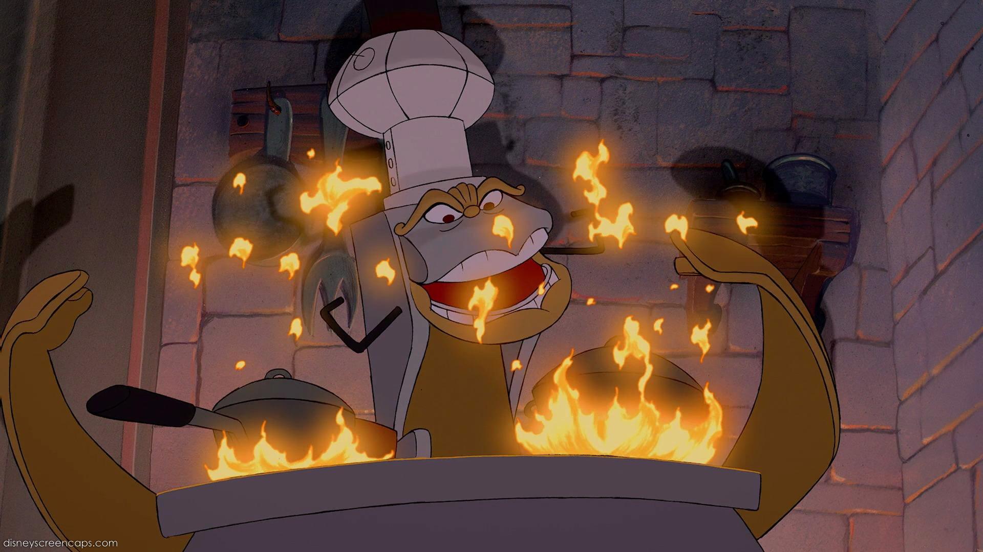 Chef Bouche Disney Wiki Fandom Powered By Wikia