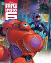 Big Hero 6 Big Golden Book
