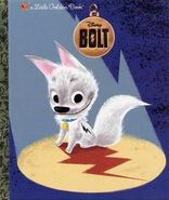 Bolt (Little Golden Book)