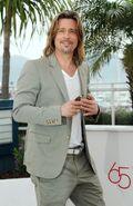 Brad Pitt Cannes Fest
