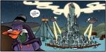 Darkwarrior Duck future comic
