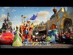 Disney & Pixar Characters - Disneyland Paris New Generation Festival Commercial