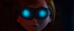 Elastigirl wearing Hypno Goggles