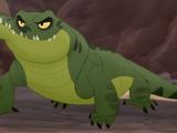 Crocodilo Macho (Bando do Kiburi)