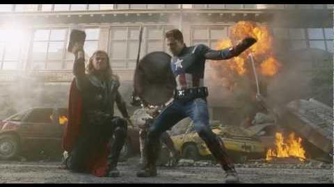 Marvel Мстители - Щит и Молот