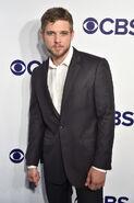Max Thieriot CBS Upfront17