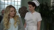 Once Upon a Time - 6x21 - The Final Battle Part 1 - Emma and Nurse Ratched