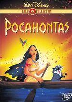 Pocahontas GoldCollection DVD