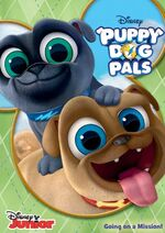 Puppy Dog Pals Volume 1 DVD