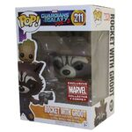 Rocket with Groot POP
