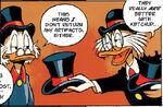 Scrooge&John D. Rockerduck