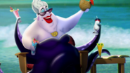 Ursula at Disney Water Parks