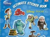 Disney-Pixar Ultimate Sticker Book