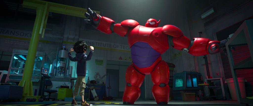 Image result for big hero 6 screenshot