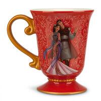Disney Fairytale Designer Collection - Fa Mulan and Li Shang Mug