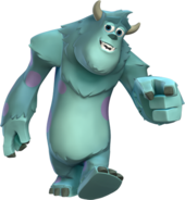 Disney INFINITY - Sulley