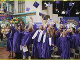 Graduation on Deck