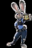 Judy Hopps Zootopia