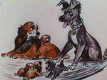 Lady Tramp Puppies Joe Rinaldi