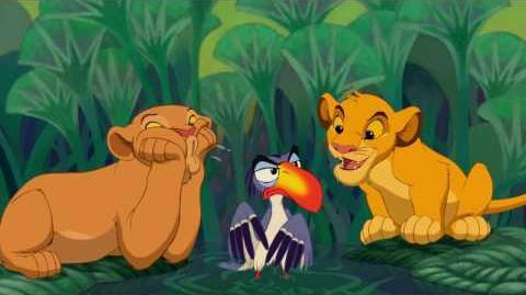 O Rei Leão - O Que Eu Quero Mais É Ser Rei