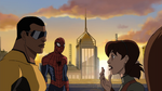 Power Man Squirrel Girl Spider-Man USMWW