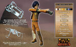 Rebels Character Keys - Ezra Bridger