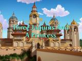 Three Jaquins and a Princess
