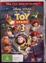 Toy Story 3 Australian Bonus DVD Edition