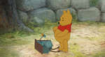 Winnie the Pooh Oh Bother my tummy's feeling a little 11 o clockish