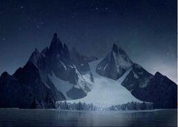 Ahtohallan Art of Frozen 2