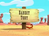 Bandit Toby