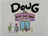 Beebe Goes Broke