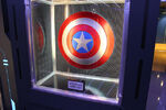 Captain's Shield Avengers Academy