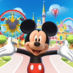 Disney Magic Kingdoms Updated Logo