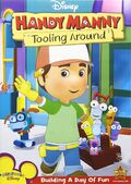 Handy Manny Tooling Around DVD