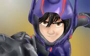 Hiro hamada delete