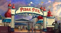Image DLR Pixar-Pier-Marquee