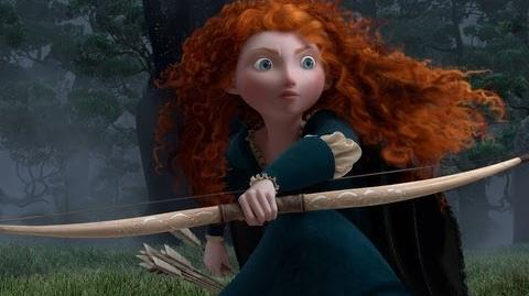 MERIDA Legende Der Highlands Trailer 2 german deutsch HD