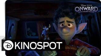ONWARD KEINE HALBEN SACHEN – Kinospot Moderne Zeiten Disney•Pixar HD