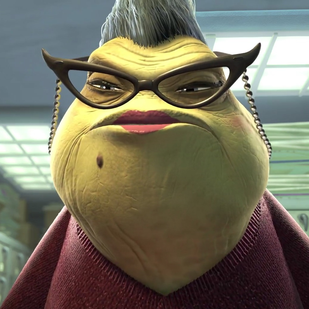 Image result for monsters inc roz