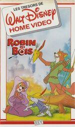 Robin Hood 1987 France VHS