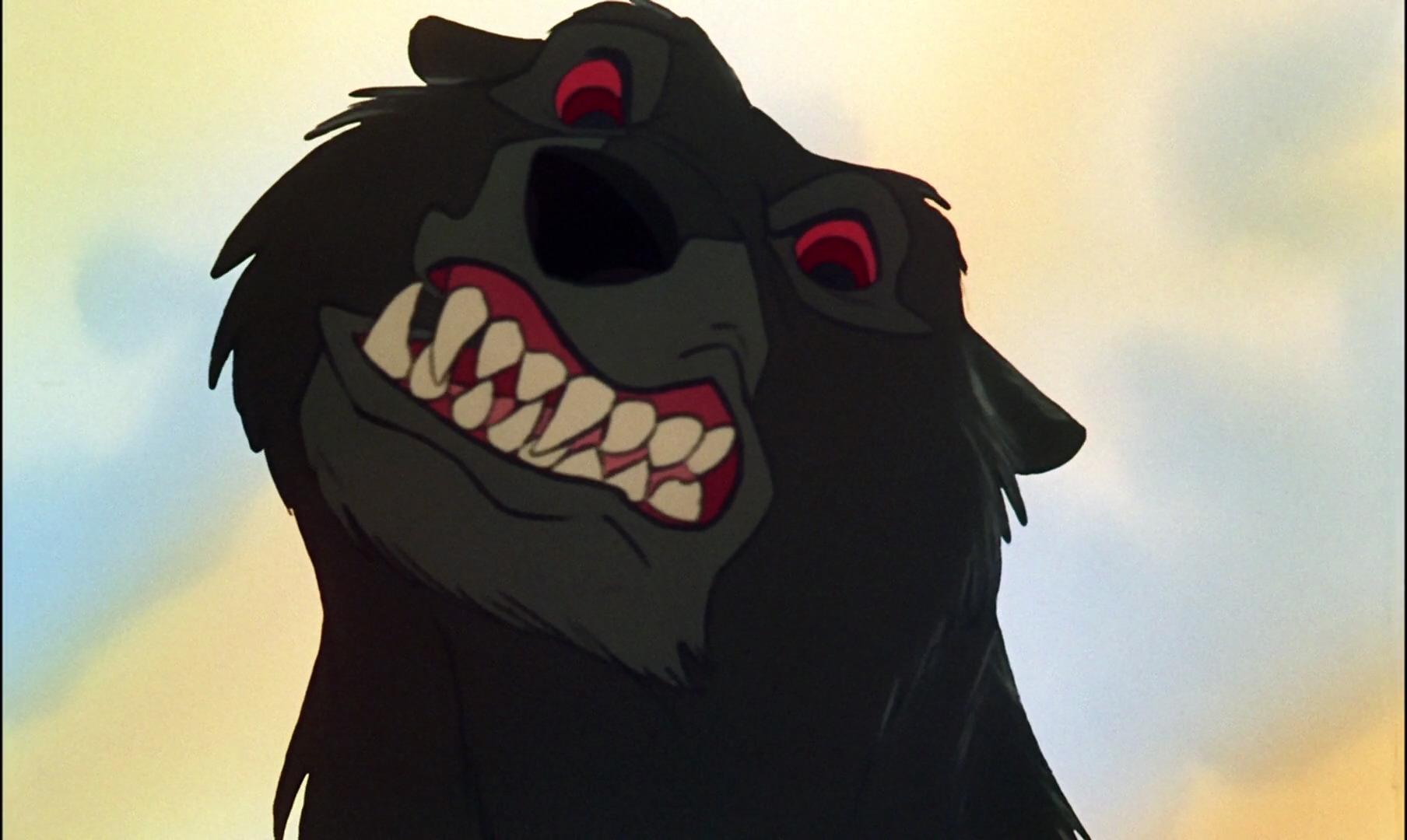 Image - Scary F Bear.jpg | Disney Wiki | FANDOM powered by Wikia