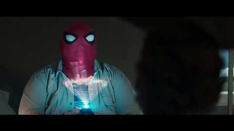 "Spider-Man Homecoming Movie Clip ""Evil Lair"""