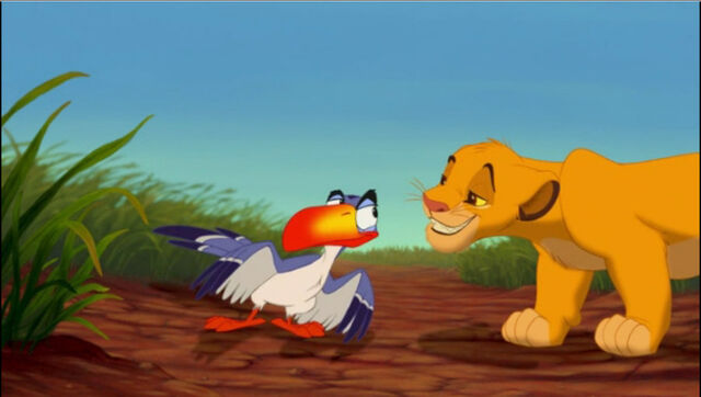 File:The lion king simba and zazu grin by dramaplayer-d50snij.jpg